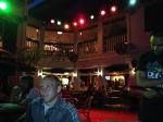 Inside the Bob Marley restaurant